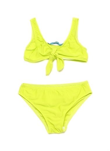 Funky Rocks Bikini Yeşil